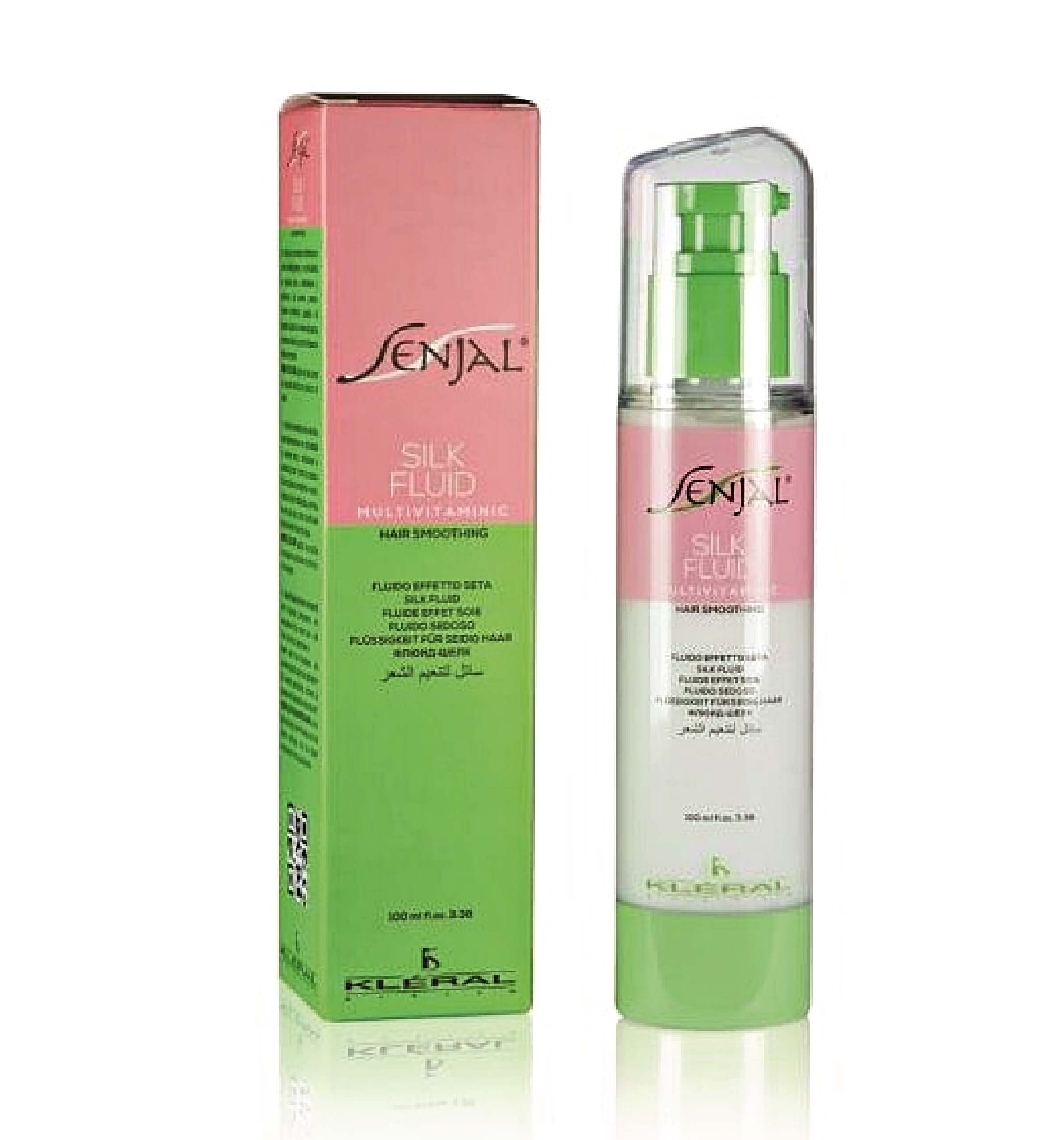 SENJAL SILK FLUID LEAVE-in 100ml/Skystas šilkas